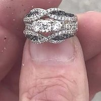 Metal Detectorist Combs Cocoa Beach for 4 Hours to Recover Lost Wedding Ring