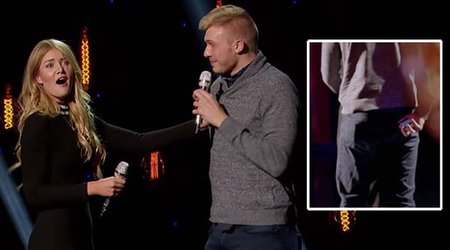 Boyfriend Surprises 'American Idol' Contestant With On-Stage Proposal, Tears Flow