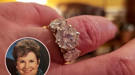Sanitation Crew Helps GA Woman Rescue 3-Stone Diamond Ring From County Landfill