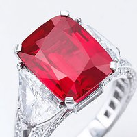 Birthstone Feature: Five Years Ago, This 25.59-Carat Ruby Rocked the Auction World